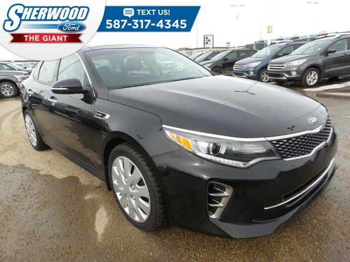2016 Kia Optima SX Turbo Sherwood Park AB