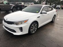 2016_Kia_Optima_SXL Turbo_ Clinton AR