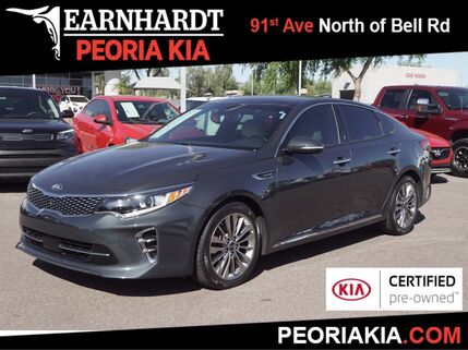 2016_Kia_Optima_SXL Turbo_ Peoria AZ