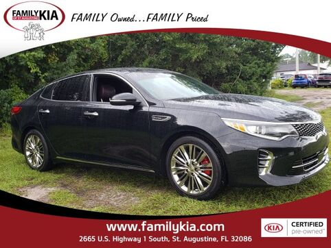 2016_Kia_Optima_SXL Turbo_ St. Augustine FL