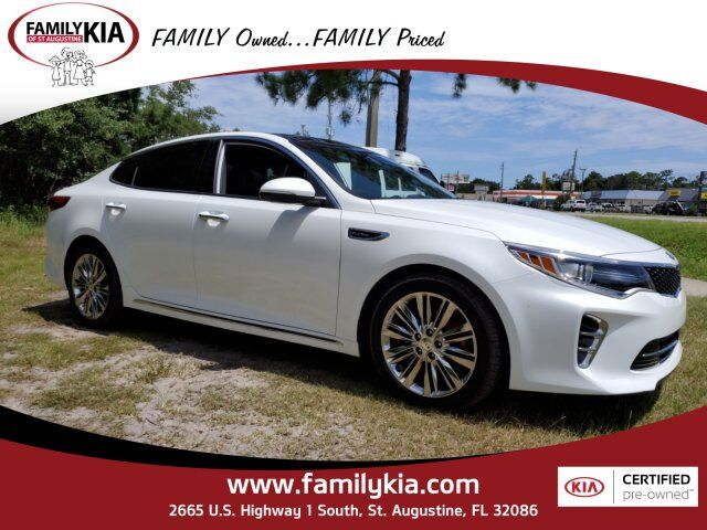 2016 Kia Optima SXL Turbo St. Augustine FL
