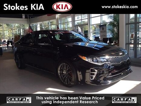 2016_Kia_Optima_SXL Turbo_ Aiken SC