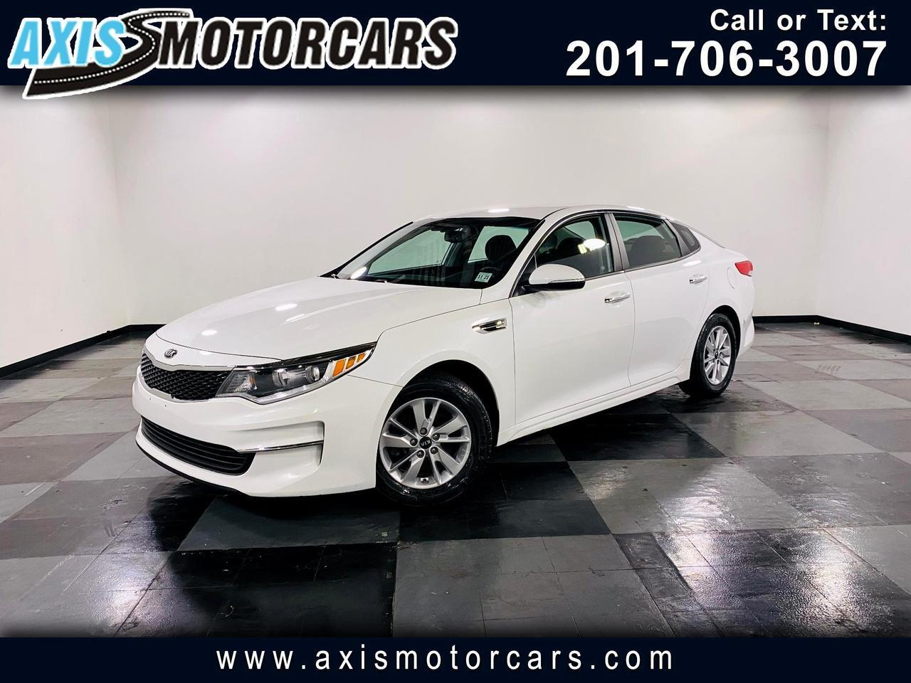 2016 Kia Optima w/Backup Camera Jersey City NJ