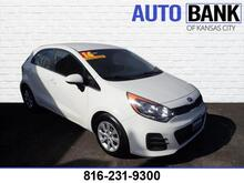 2016_Kia_Rio 5-Door_LX_ Kansas City MO
