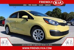 2016_Kia_Rio_LX_ New Port Richey FL