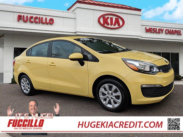2016 kia rio lx wesley chapel fl 27464377. Black Bedroom Furniture Sets. Home Design Ideas