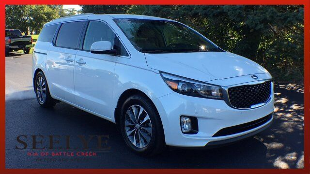 2016 Kia Sedona SX Battle Creek MI