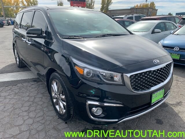 2016 Kia Sedona SX Limited Pleasant Grove UT