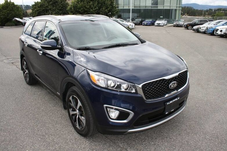2016 Kia Sorento 2.0L Turbo EX One owner, No accident Kelowna BC