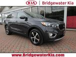 2016 Kia Sorento EX AWD, Premium Package, Rear-View Camera, Blind Spot Detection, Touch-Screen Audio, Bluetooth Technology, Heated Leather Seats, Hands Free Tailgate, 18-Inch Alloy Wheels,