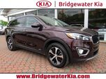 2016 Kia Sorento EX AWD, Remote Keyless Entry, Rear-View Camera, Touch-Screen Audio, UVO eServices, Bluetooth Technology, Heated Leather Seats, Drive Mode Select, 18-Inch Alloy Wheels,
