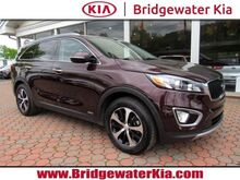 2016_Kia_Sorento_EX AWD, Remote Keyless Entry, Rear-View Camera, Touch-Screen Audio, UVO eServices, Bluetooth Technology, Heated Leather Seats, Drive Mode Select, 18-Inch Alloy Wheels,_ Bridgewater NJ