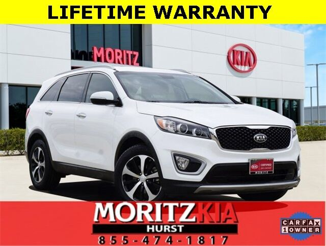 2016 Kia Sorento EX Fort Worth TX