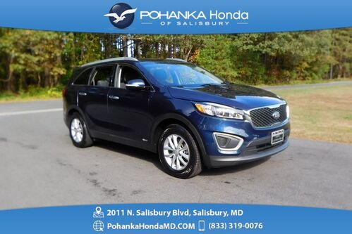 2016_Kia_Sorento_LX ** ALL WHEEL DRIVE ** THREE ROW SEATING **_ Salisbury MD