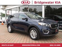 2016_Kia_Sorento_LX AWD, Convenience Package, Touch-Screen Audio, In-Dash CD/MP3-Player, Bluetooth Technology, Heated Front Seats, Rear Park Assist, 17-Inch Alloy Wheels,_ Bridgewater NJ