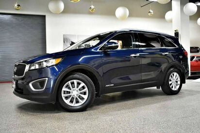 2016_Kia_Sorento_LX_ Boston MA