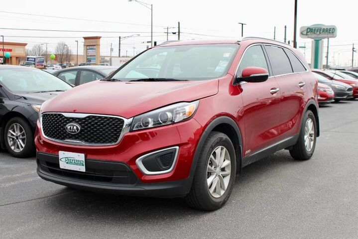 Fort Wayne Kia >> 2016 Kia Sorento Lx Fort Wayne In 26677022