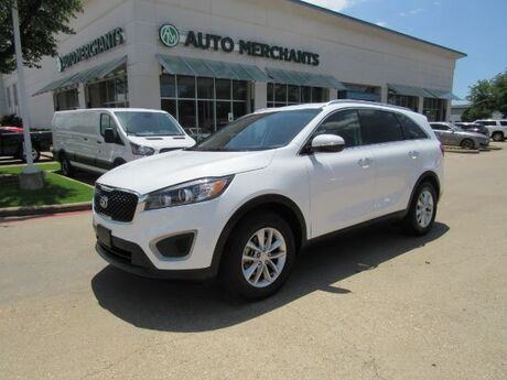 2016 Kia Sorento LX V6 2WD *LX Convenience Package* 3RD ROW SEATING, BACKUP CAMERA, HTD FRONT SEATS, BLUETOOTH Plano TX
