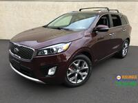 2016 Kia Sorento SX - All Wheel Drive