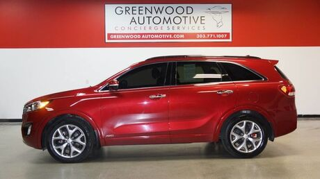 2016 Kia Sorento SX Limited Greenwood Village CO