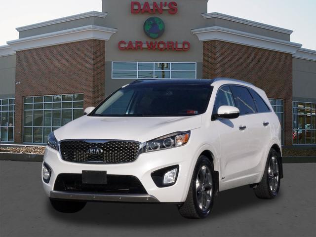 2016 Kia Sorento SX Limited V6 Bridgeport WV
