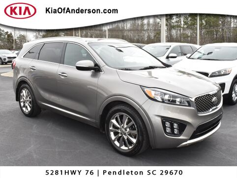 2016_Kia_Sorento_SX Limited V6_ Greenville SC