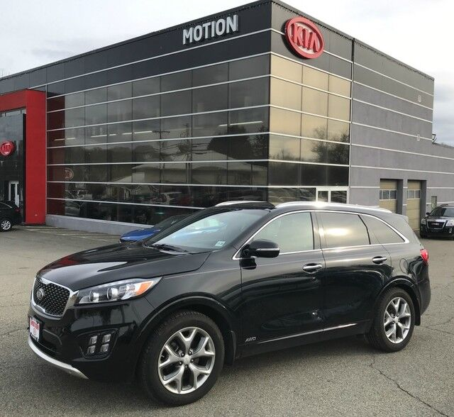 2016 Kia Sorento SXL Hackettstown NJ