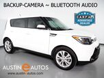2016 Kia Soul + *AUTOMATIC, BACKUP-CAMERA, STEERING WHEEL CONTROLS, CRUISE CONTROL, ALLOY WHEELS, BLUETOOTH PHONE & AUDIO