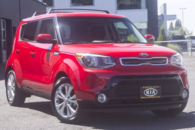 2016 Kia Soul + Burlington WA