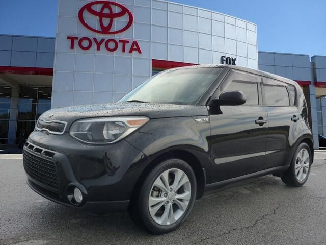 2016 Kia Soul + Clinton TN
