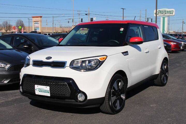 2016 Kia Soul + Fort Wayne Auburn and Kendallville IN