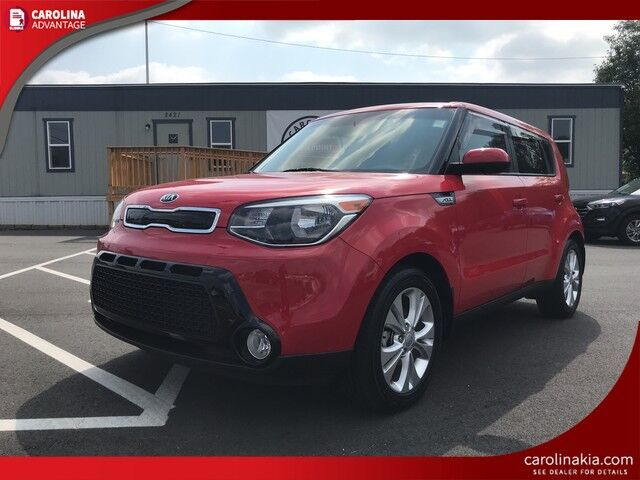 2016 Kia Soul + High Point NC