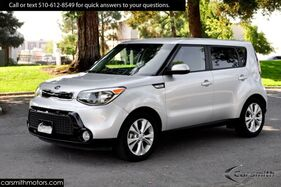 2016_Kia_Soul +_LOW Miles, BlueTooth, USB/Aux, Back-Up Camera & MORE!_ Fremont CA