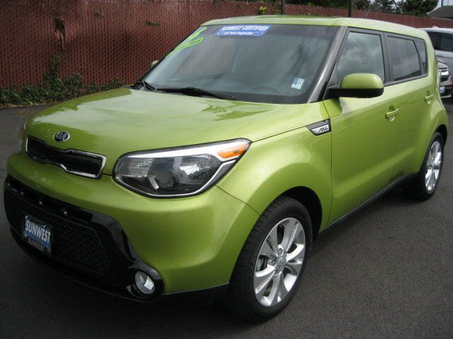 2016 Kia Soul + Newport OR
