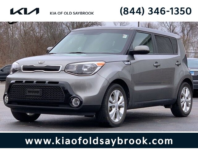 2016 Kia Soul + Old Saybrook CT