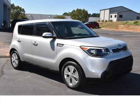 2016_Kia_Soul__ Greenville SC