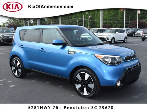 2016_Kia_Soul_+_ Greenville SC