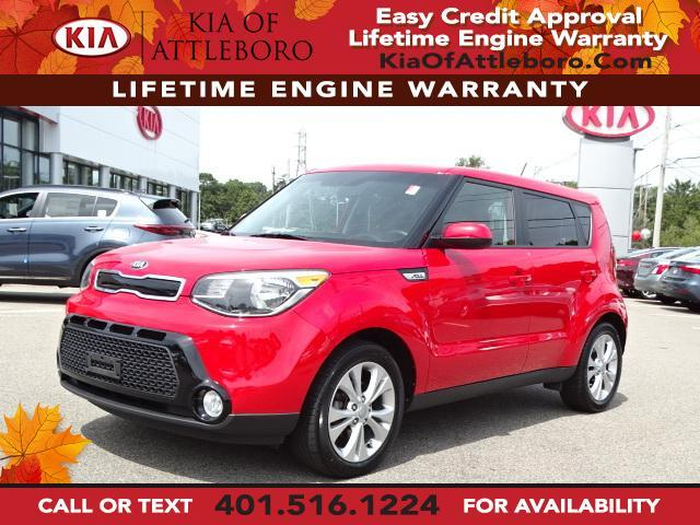 2016 Kia Soul + South Attleboro MA