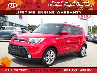 2016_Kia_Soul_+_ South Attleboro MA