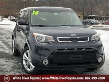 2016 Kia Soul + White River Junction VT