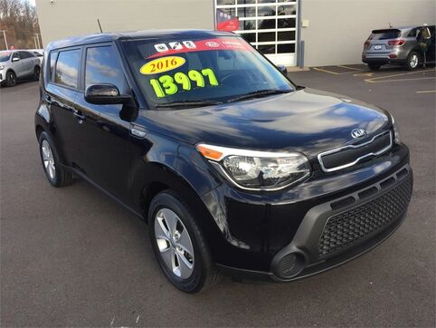 2016_Kia_Soul_5DR WGN AUTO BASE_ Evansville IN