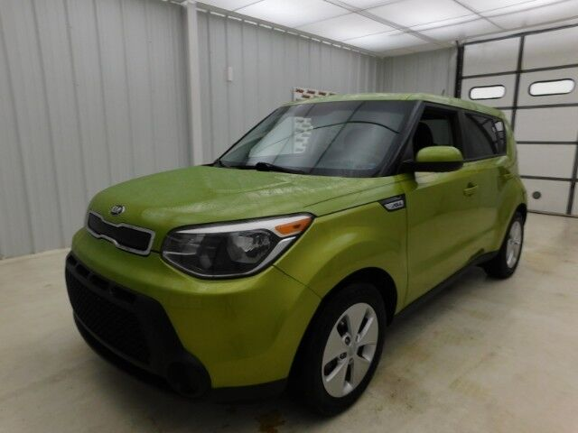 2016 Kia Soul 5dr Wgn Auto Base Manhattan KS