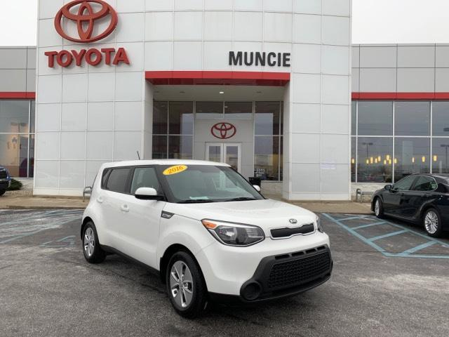 2016 Kia Soul 5dr Wgn Man Base Muncie IN