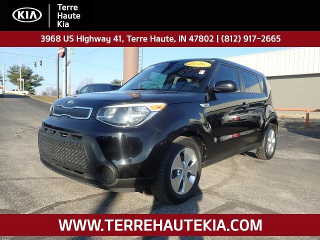 2016 Kia Soul 5dr Wgn Man Base Terre Haute IN