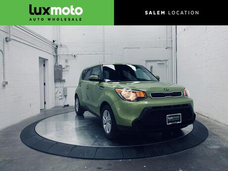 2016 Kia Soul 6-Speed Manual Salem OR