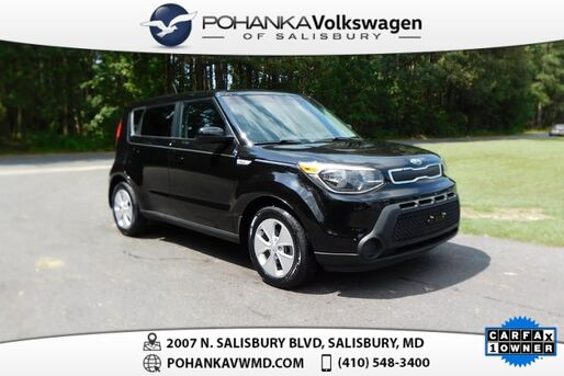 2016_Kia_Soul_Base ** ONE OWNER ** 30+ MPG **_ Salisbury MD