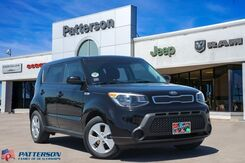 2016_Kia_Soul_Base_ Wichita Falls TX