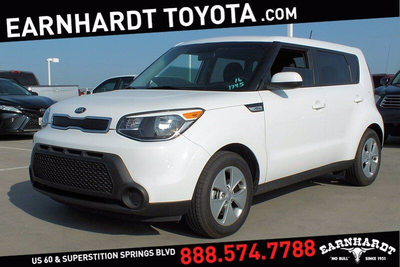 2016 Kia Soul Base *1-OWNER*UNDER 25K MILES!* Mesa AZ