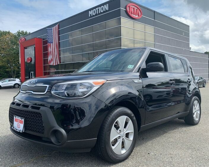 2016 Kia Soul Base Hackettstown NJ