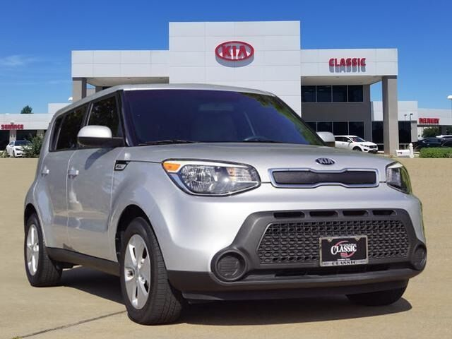 2016 Kia Soul Base Carrollton TX